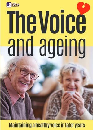 British Voice Association: The Voice and Ageing. Click to link to pdf